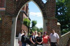 Więcej o: Wizyta pracowników pomocy społecznej z m. Ricany
